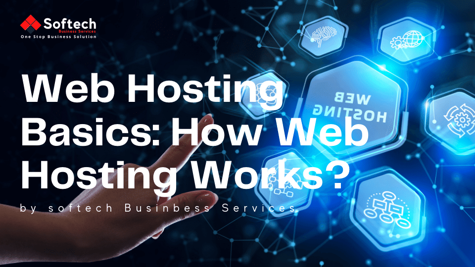Web Hosting Basics: How Web Hosting Works: by Softech Business Services