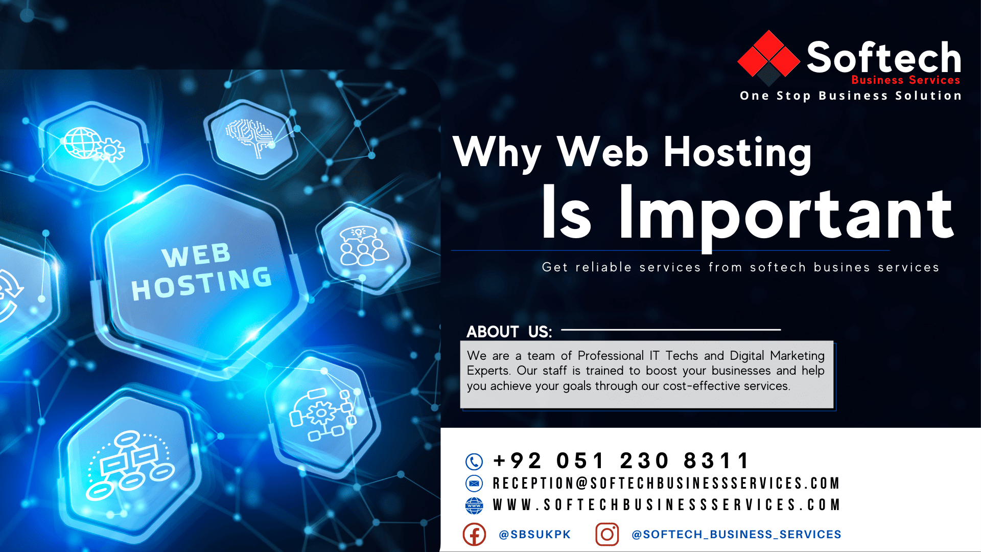 Why Web Hosting Services Is Important For New Websites Part 1