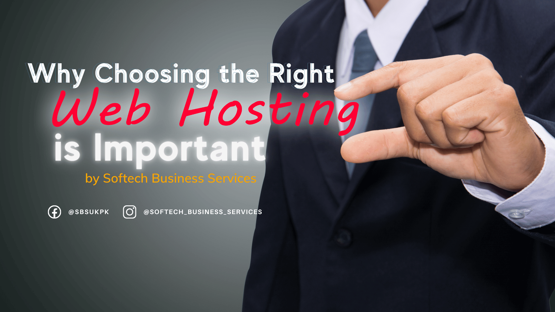 Why Choosing the Right Web Host is Important